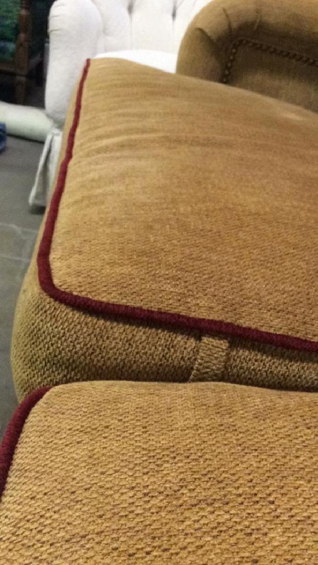 STANFORD FURNITURE CO. beige tone couch Sofa - 6