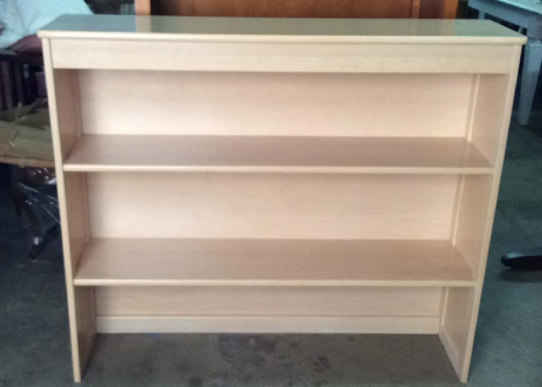 LITTLE FOLKS tan toned bookshelf