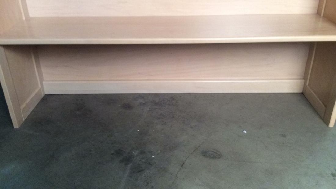 LITTLE FOLKS tan toned bookshelf - 4