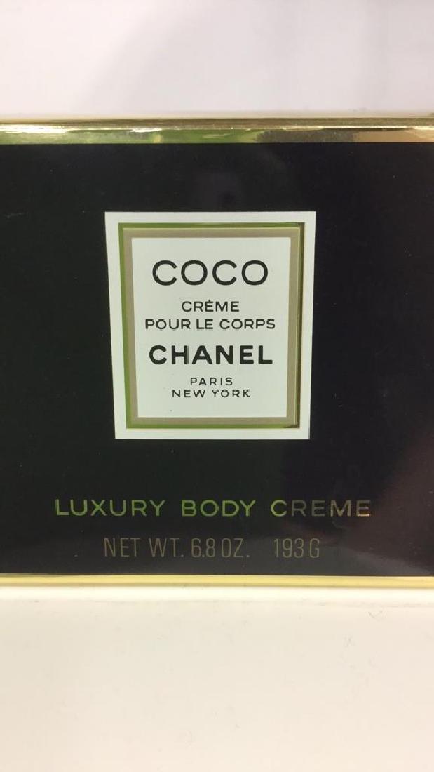 Coco Chanel 6.8 oz Luxury Body Creme Unopened - 3