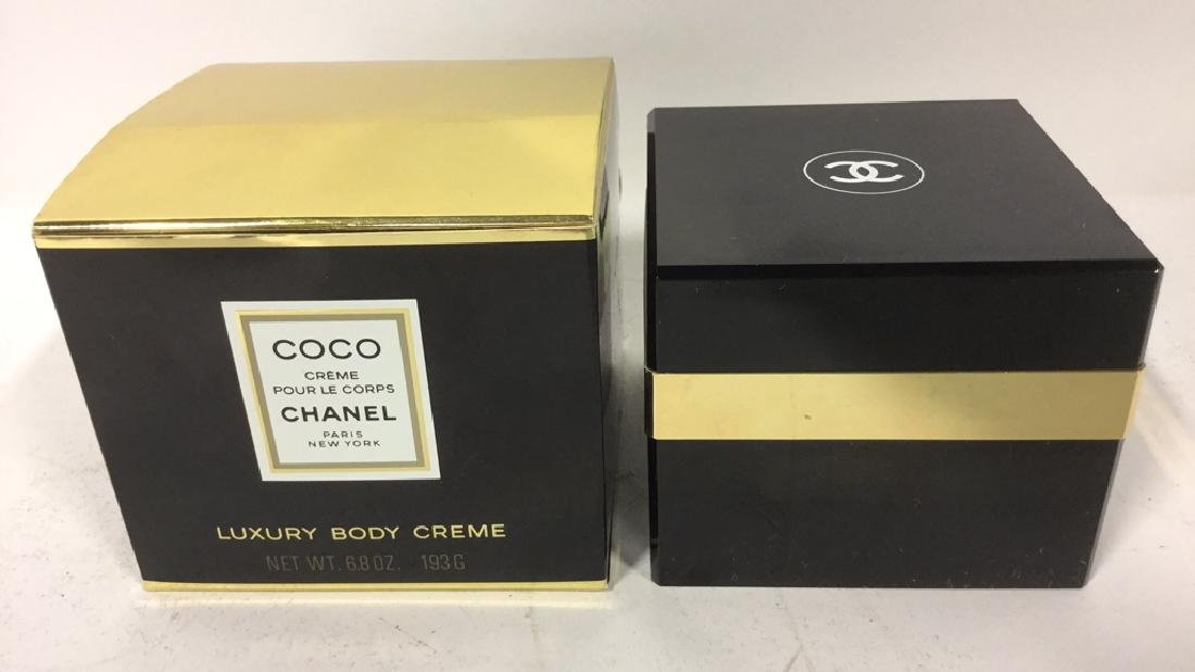 Coco Chanel 6.8 oz Luxury Body Creme Unopened - 4