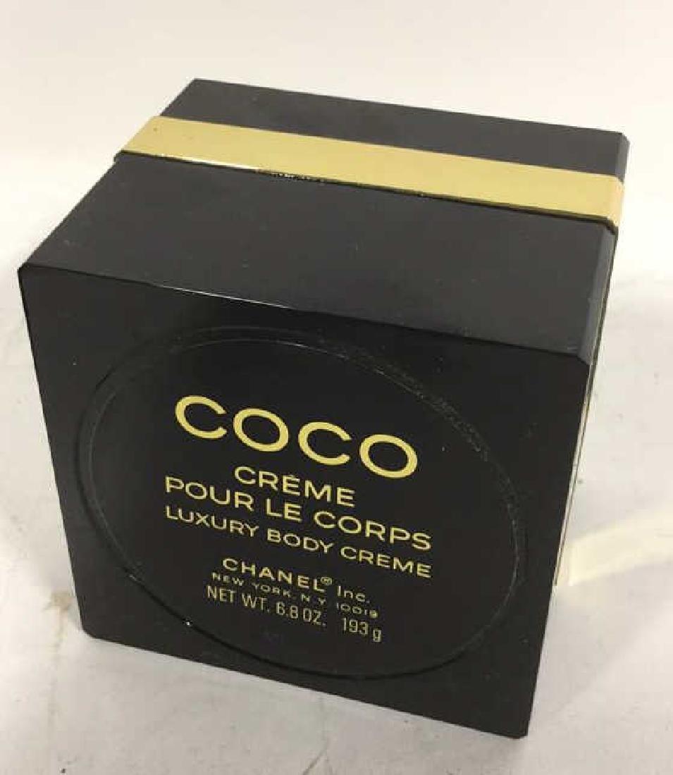 Coco Chanel 6.8 oz Luxury Body Creme Unopened - 5