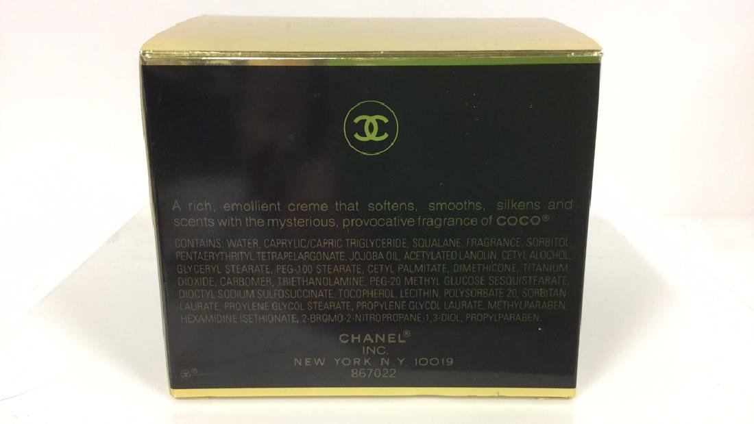 Coco Chanel 6.8 oz Luxury Body Creme Unopened - 7