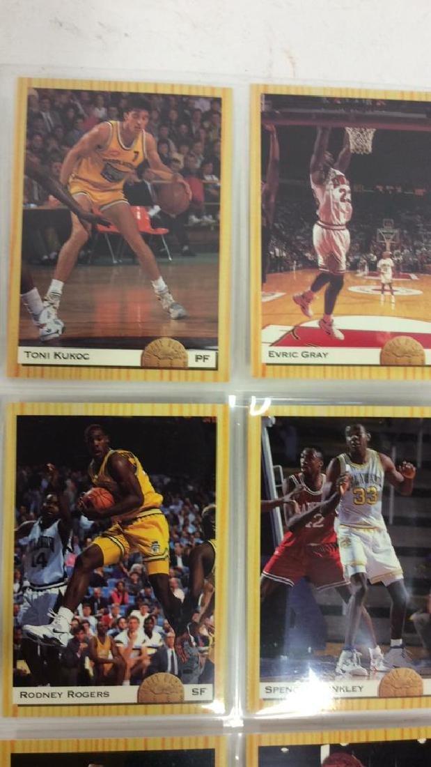 9 Collectible Basketball Cards - 3