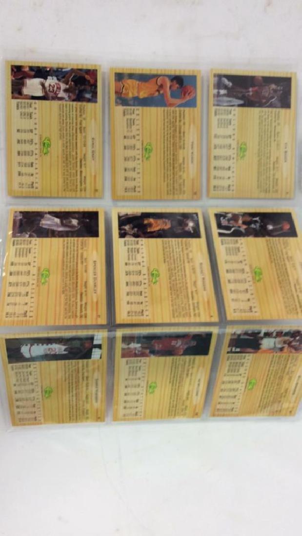 9 Collectible Basketball Cards - 6