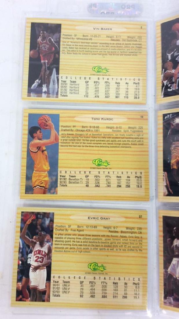 9 Collectible Basketball Cards - 7