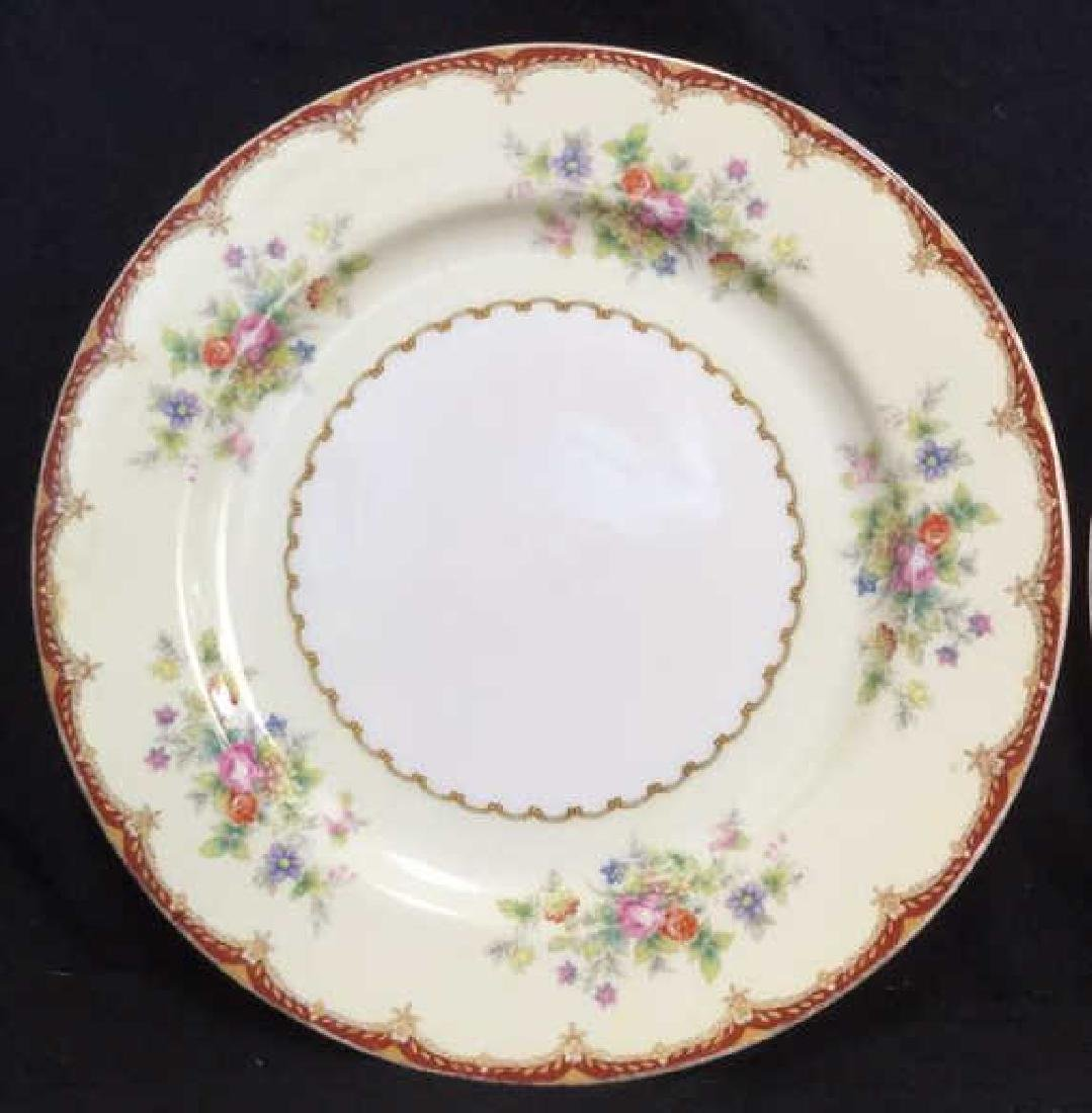 Lot 4 Royal Embassy And Hand Painted Dishes - 7