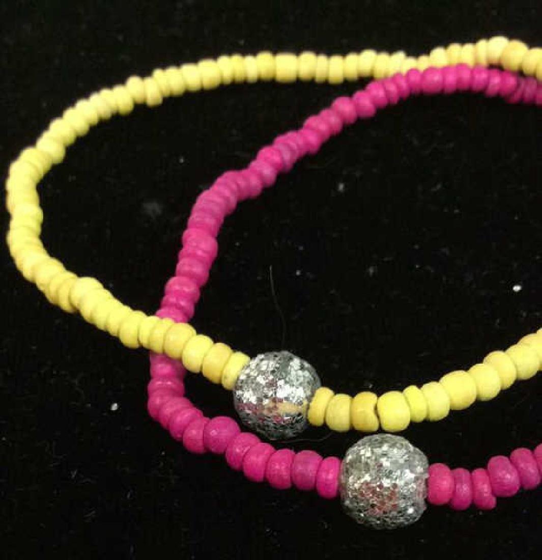 Lot 6 Assorted Women's Bracelets Jewelry - 4