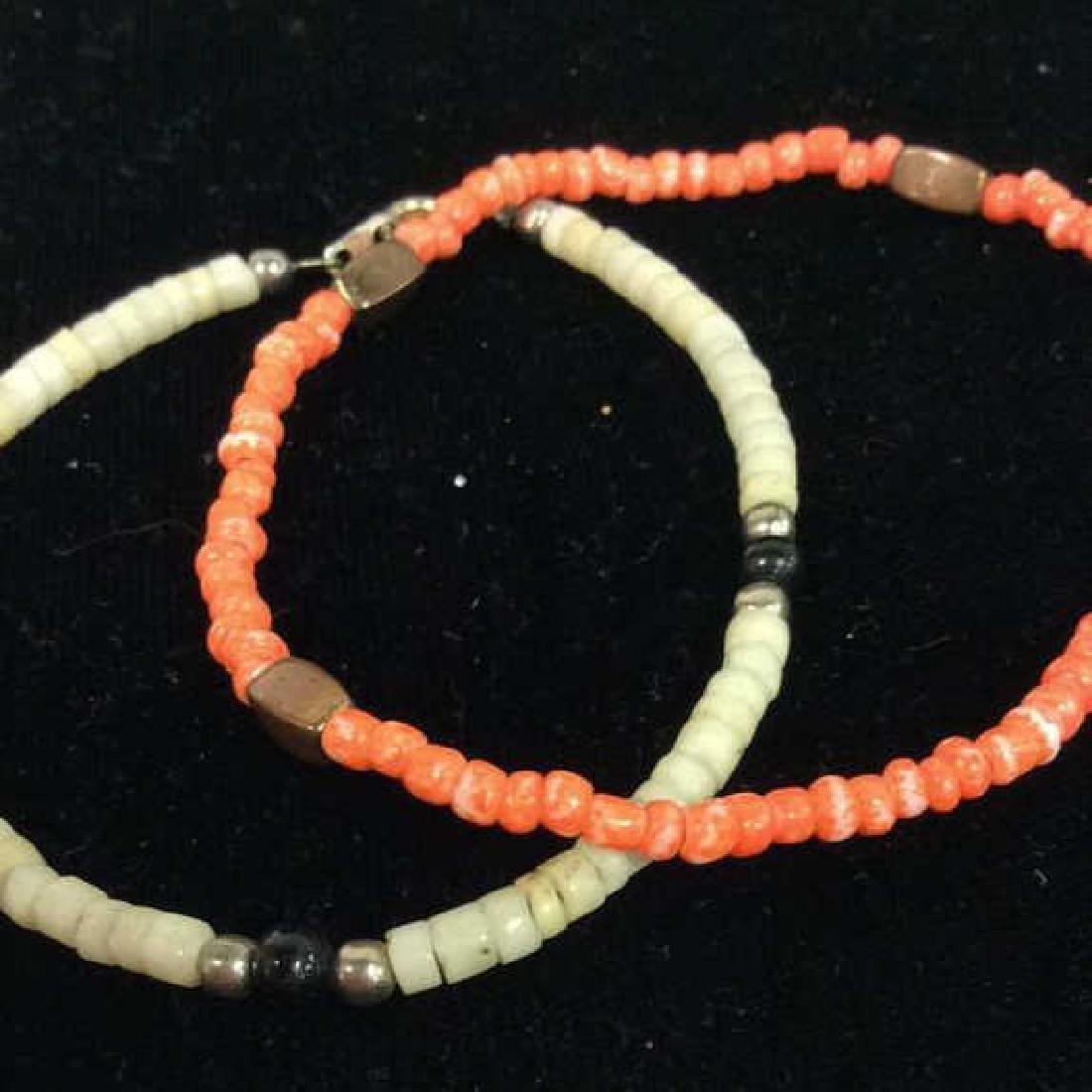 Lot 6 Assorted Women's Bracelets Jewelry - 5