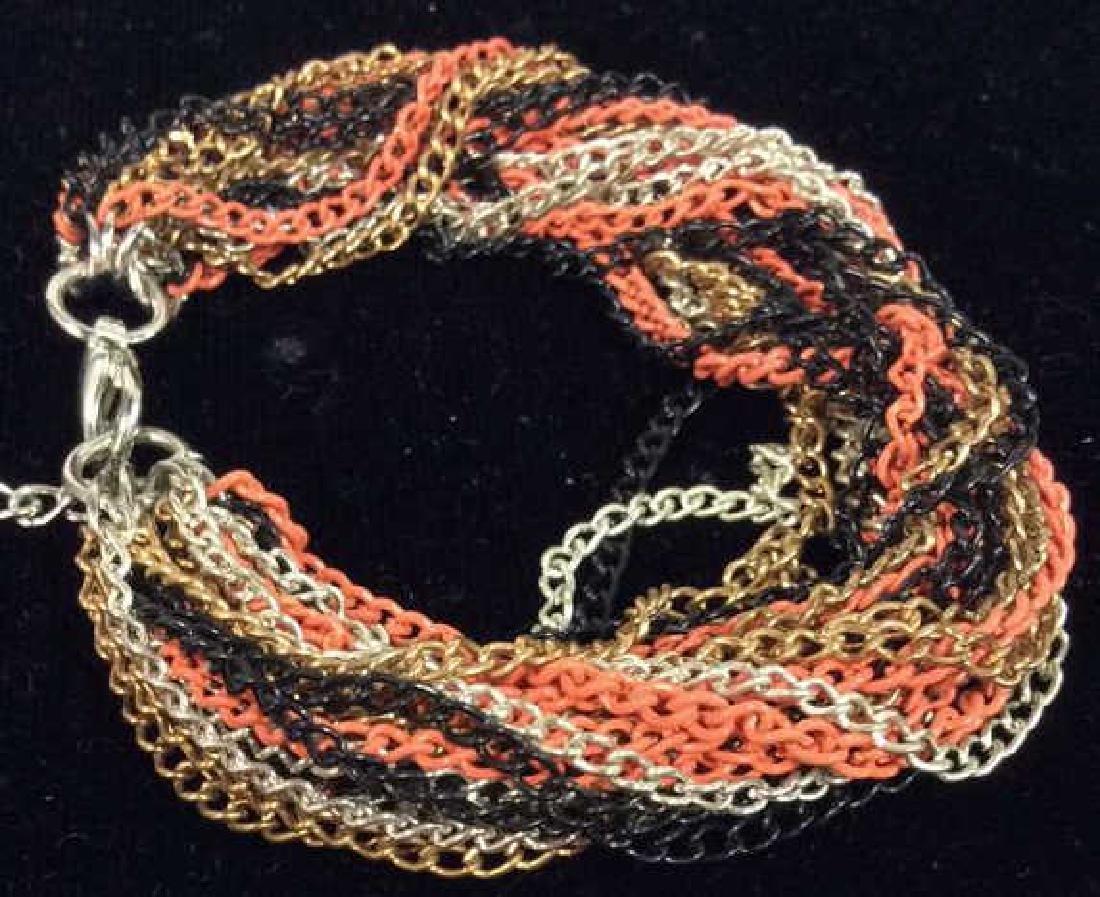 Lot 6 Assorted Women's Bracelets Jewelry - 9
