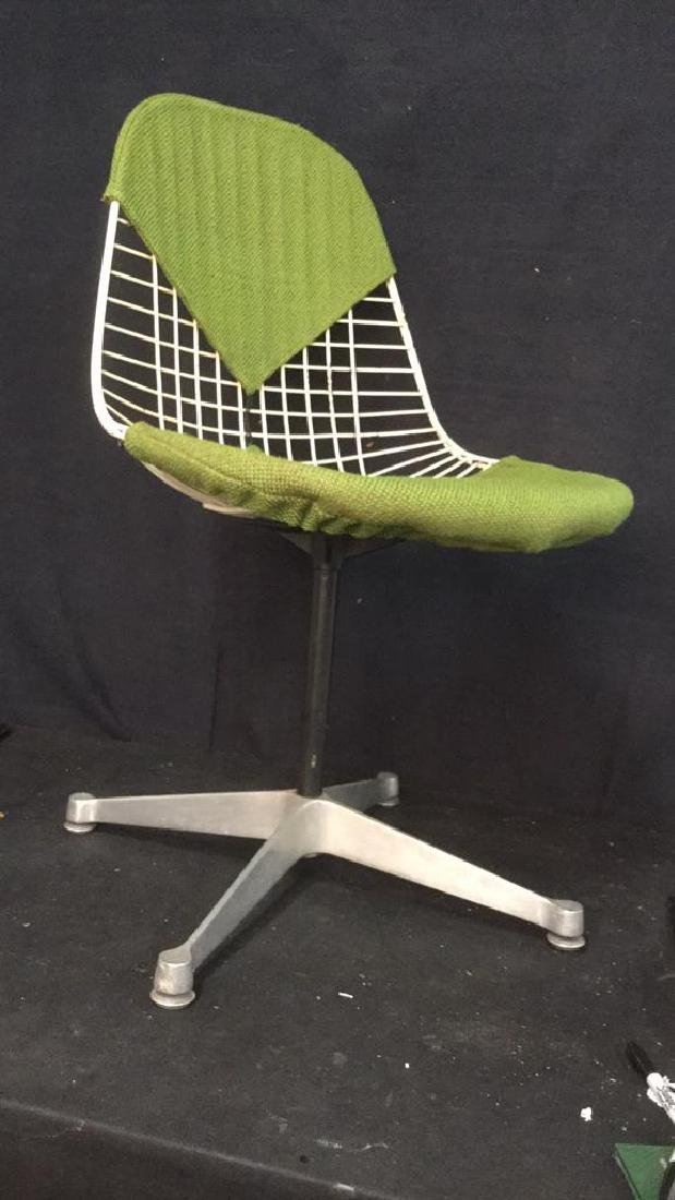 Charles and Ray EAMES Bikini Mesh Chair, 1950's - 13
