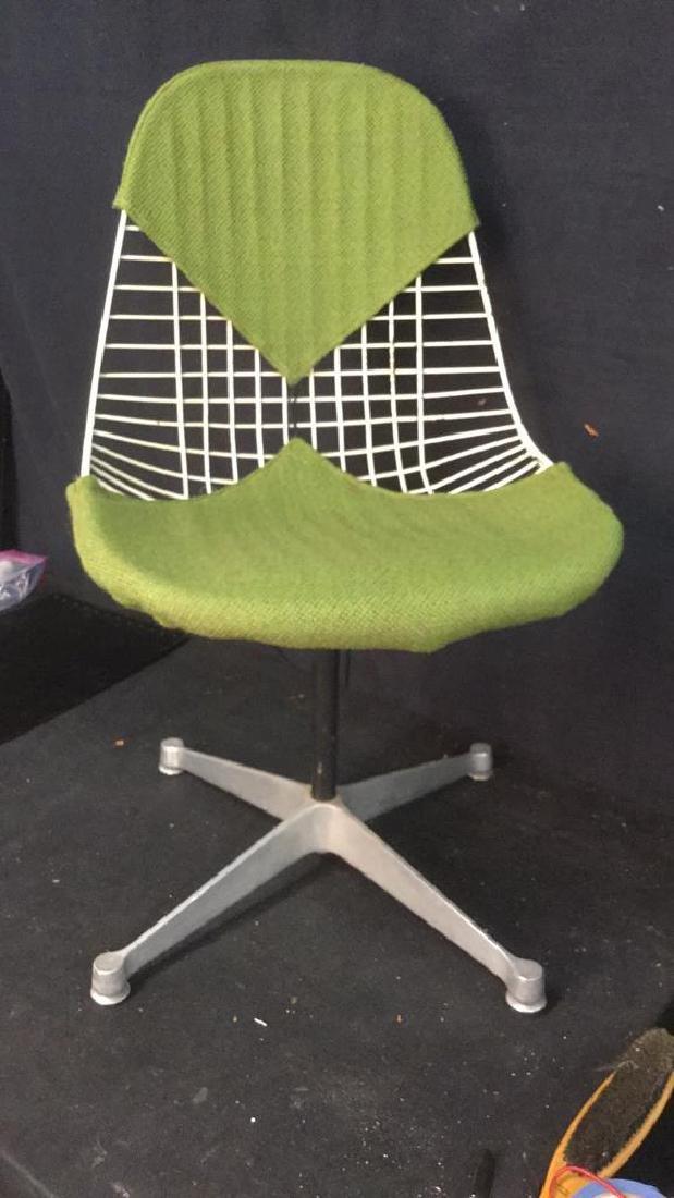 Charles and Ray EAMES Bikini Mesh Chair, 1950's - 14