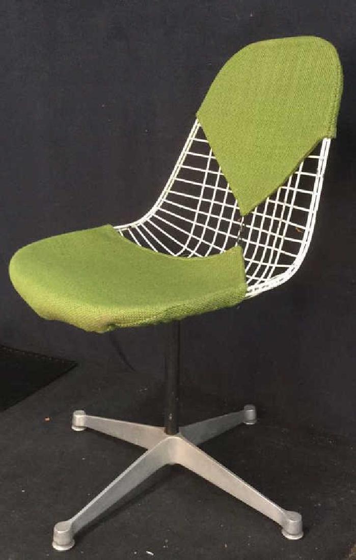 Charles and Ray EAMES Bikini Mesh Chair, 1950's - 2