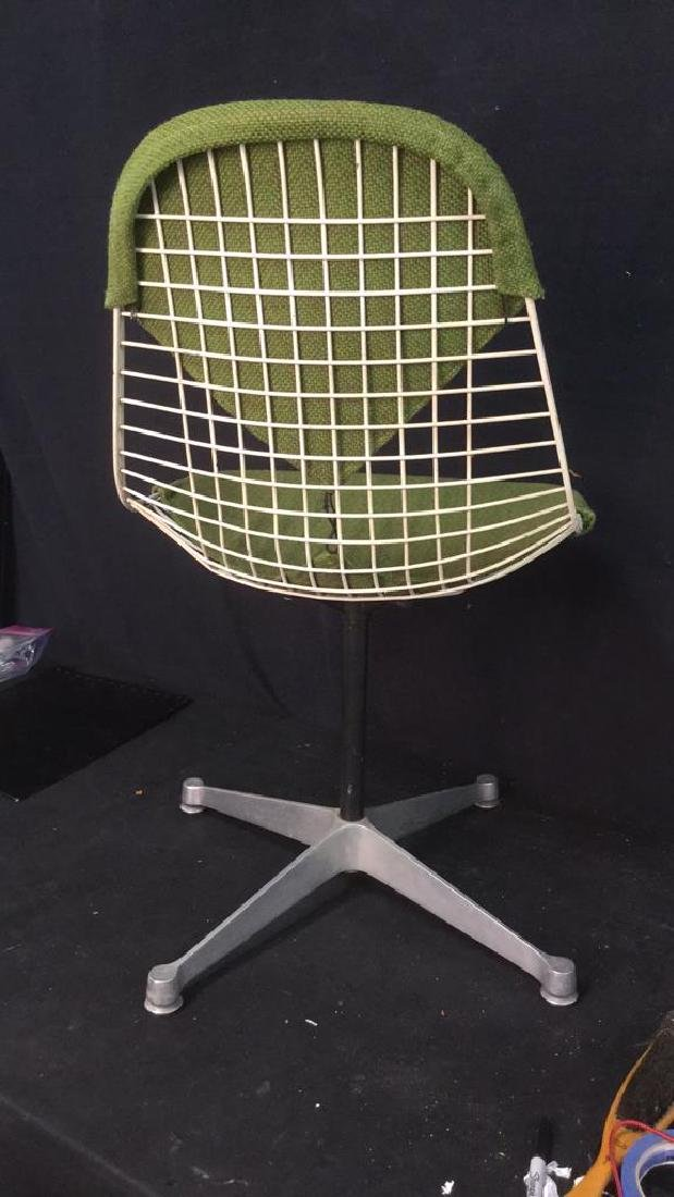 Charles and Ray EAMES Bikini Mesh Chair, 1950's - 3