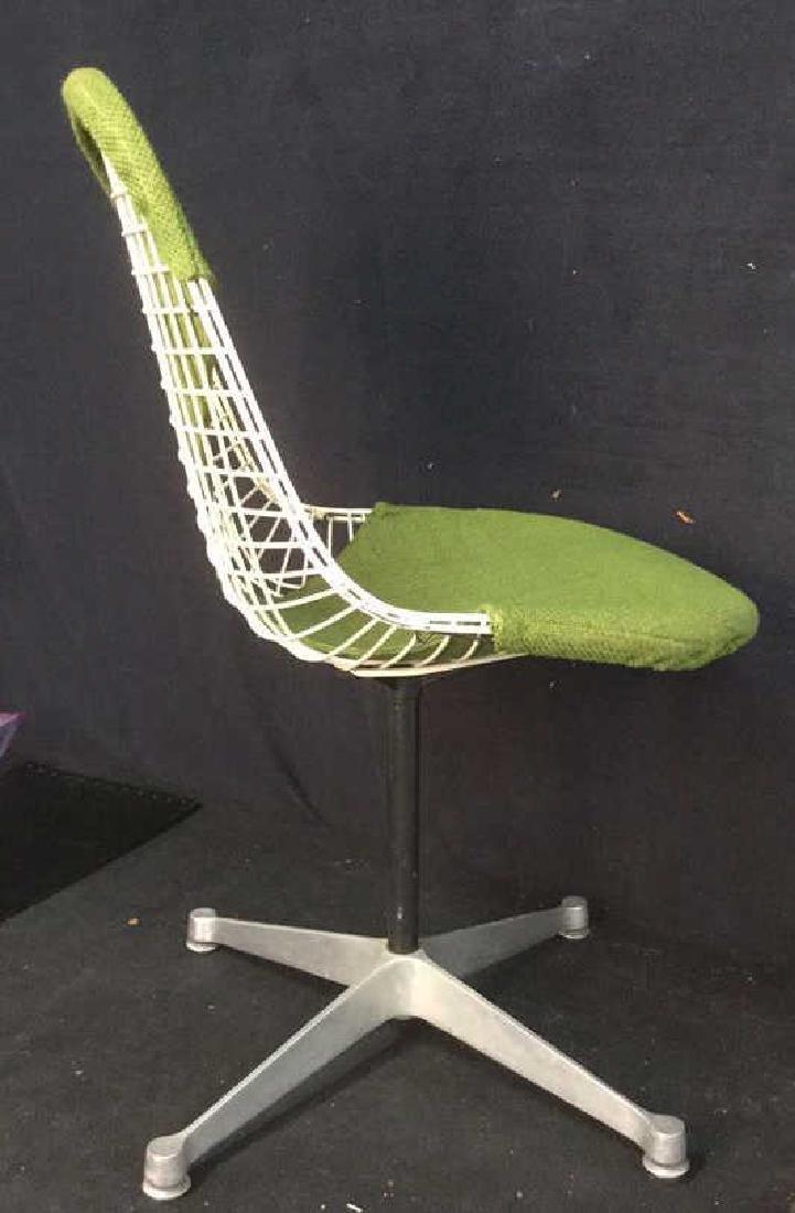 Charles and Ray EAMES Bikini Mesh Chair, 1950's - 4