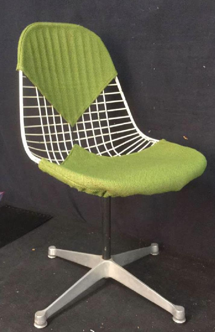 Charles and Ray EAMES Bikini Mesh Chair, 1950's - 5