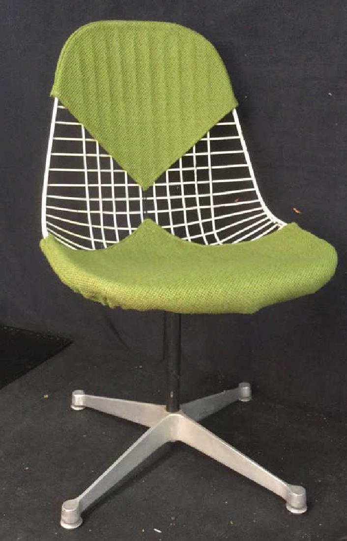 Charles and Ray EAMES Bikini Mesh Chair, 1950's - 6