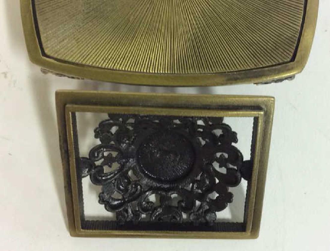 BEREBI Bejeweled Enameled Gilded Box - 10