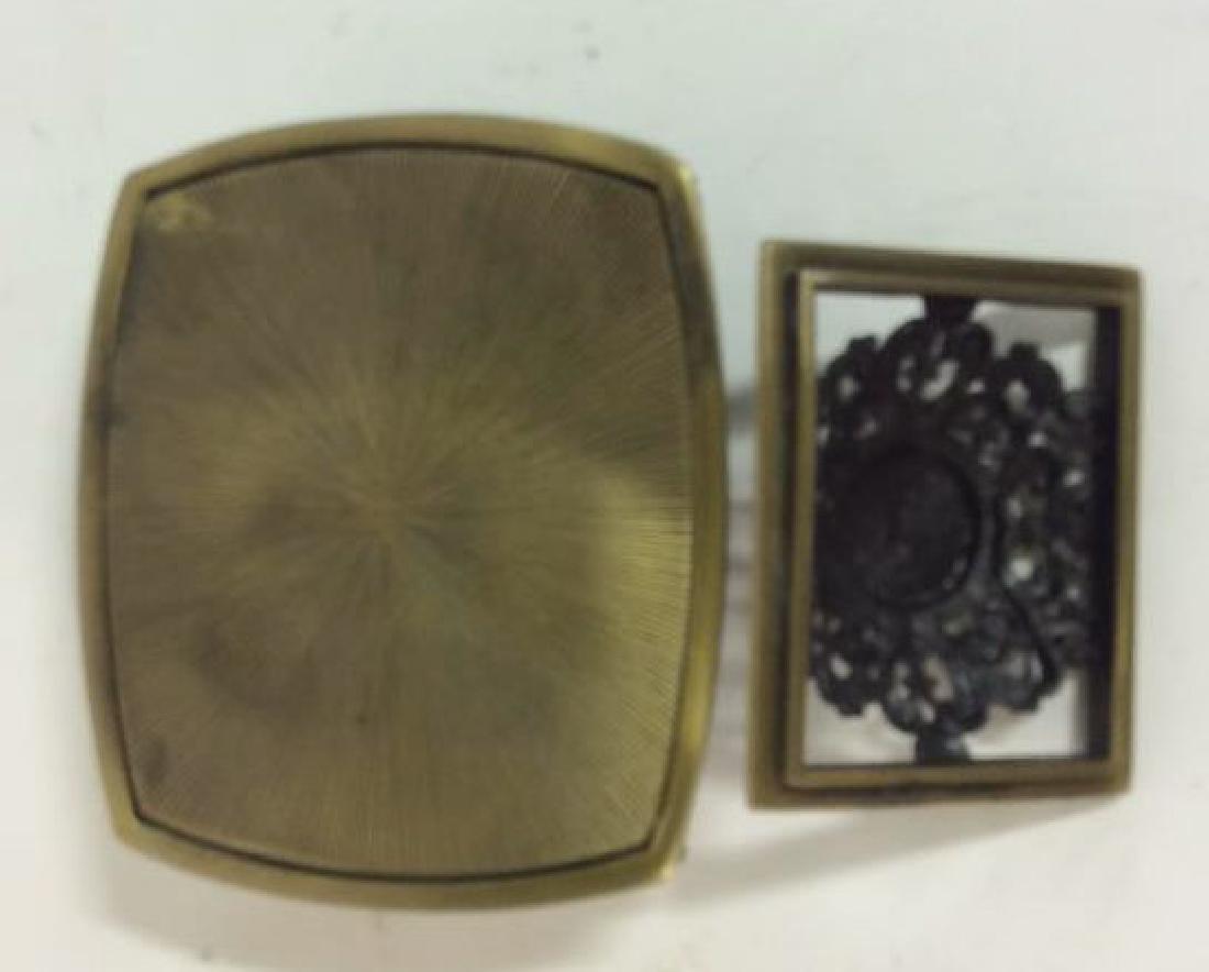 BEREBI Bejeweled Enameled Gilded Box - 9