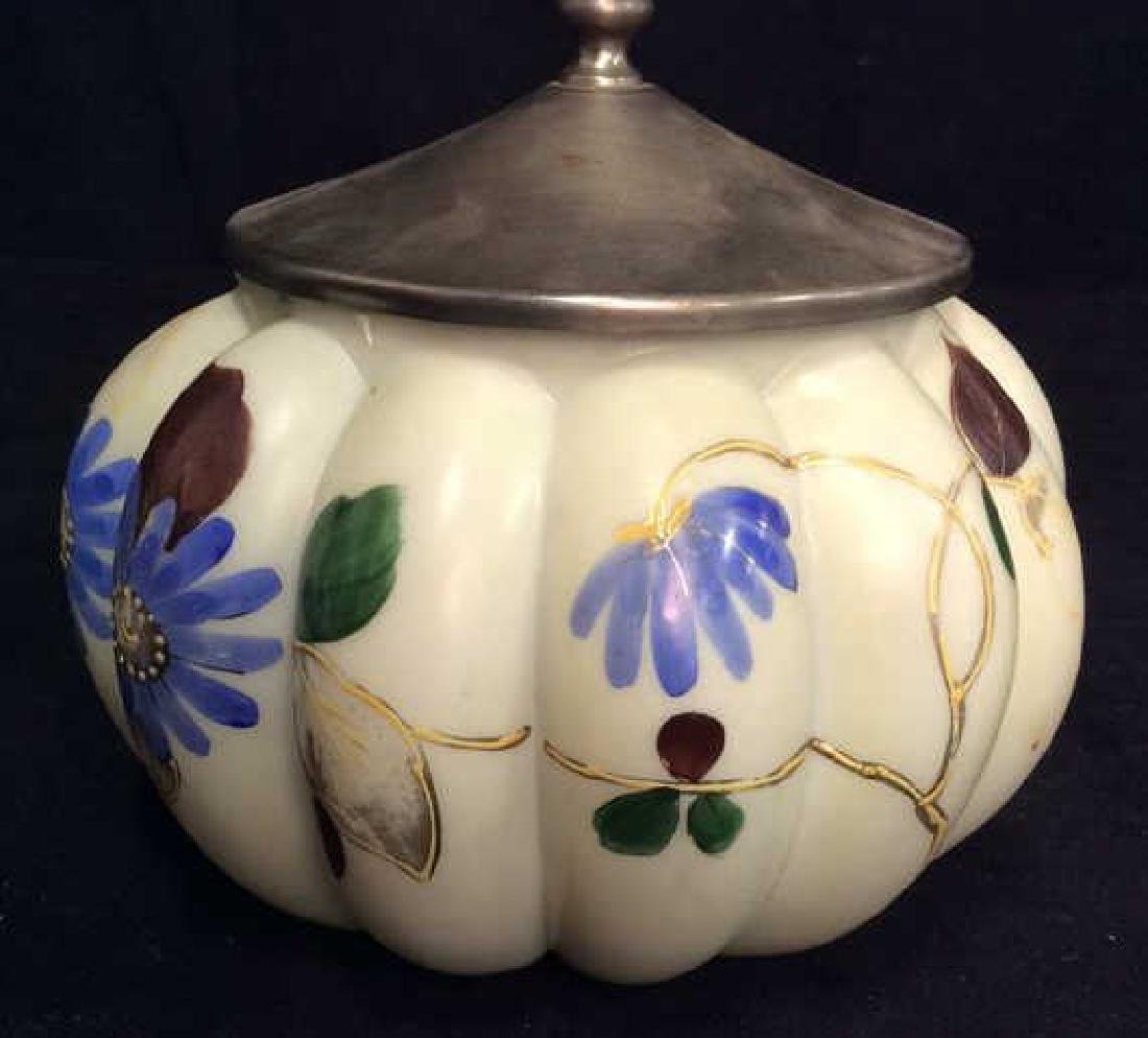 Collectible WAVECREST Painted Cookie Jars - 10