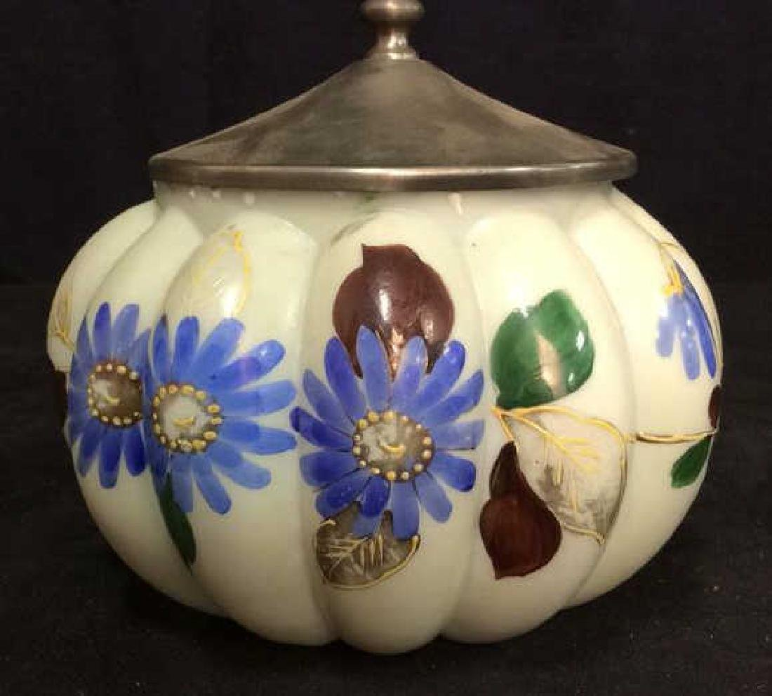 Collectible WAVECREST Painted Cookie Jars - 11