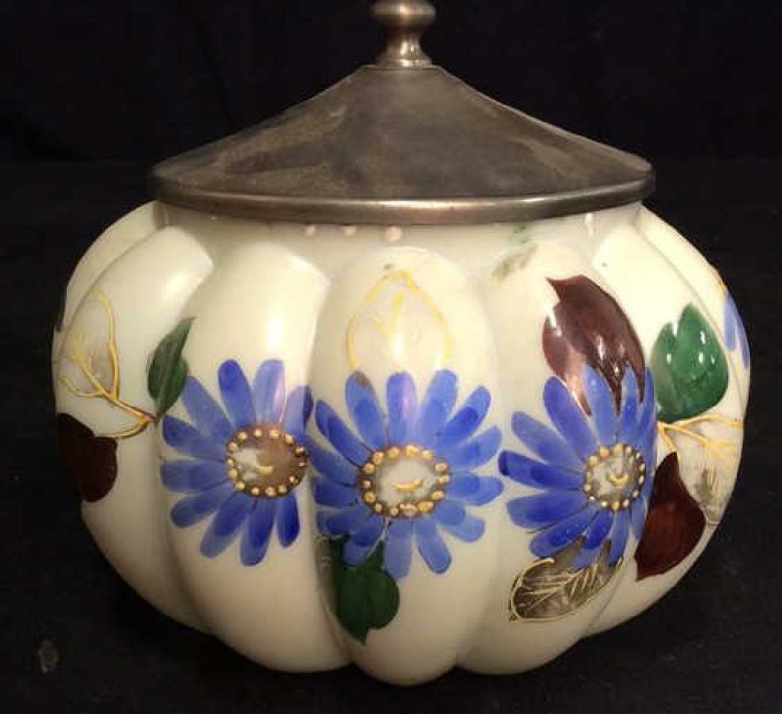 Collectible WAVECREST Painted Cookie Jars