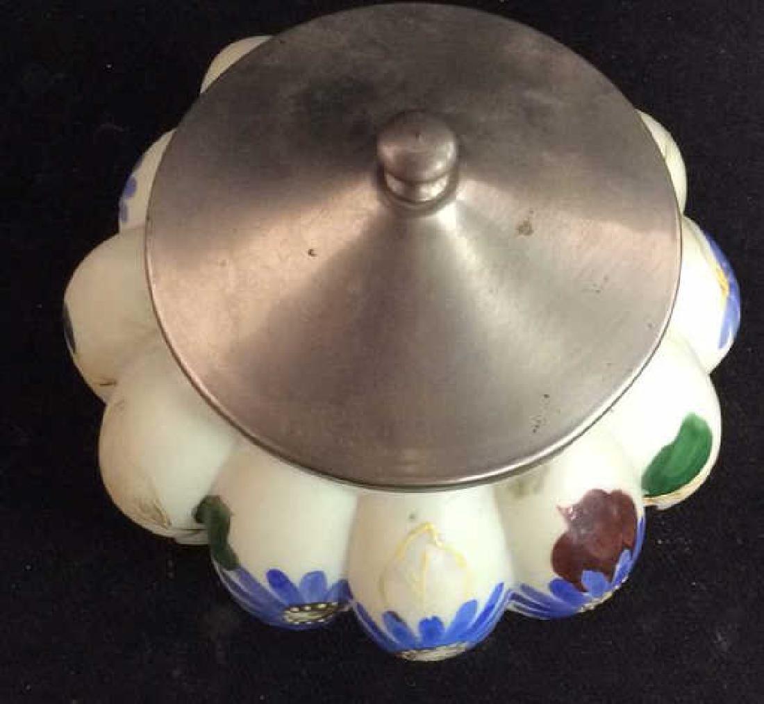 Collectible WAVECREST Painted Cookie Jars - 5