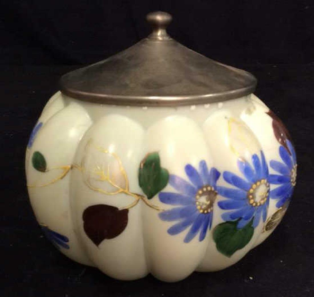 Collectible WAVECREST Painted Cookie Jars - 6