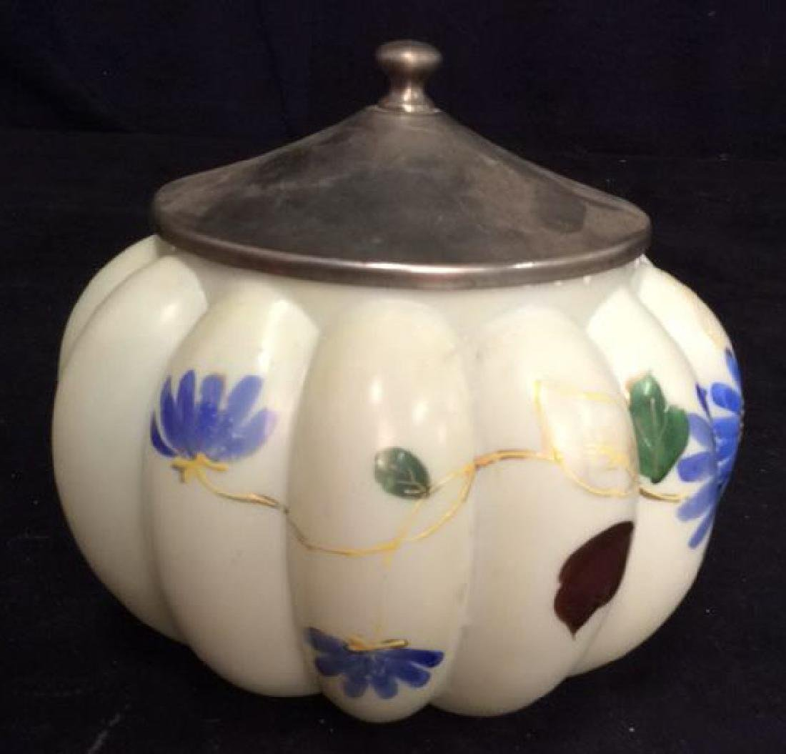 Collectible WAVECREST Painted Cookie Jars - 7