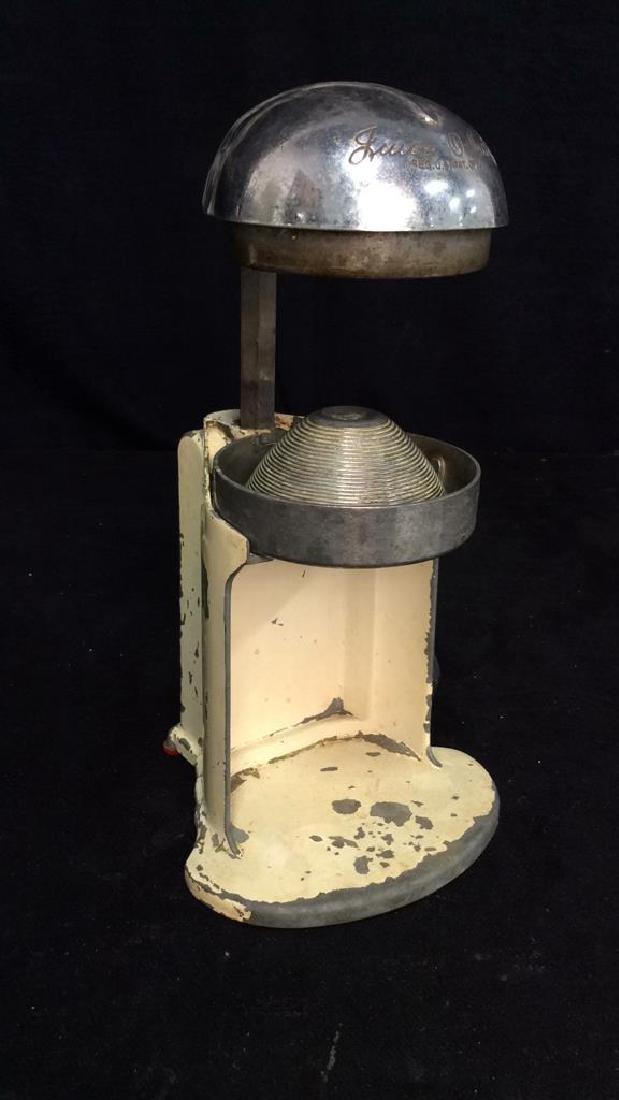 iVintage Metal Juice O Mat Juicer - 5