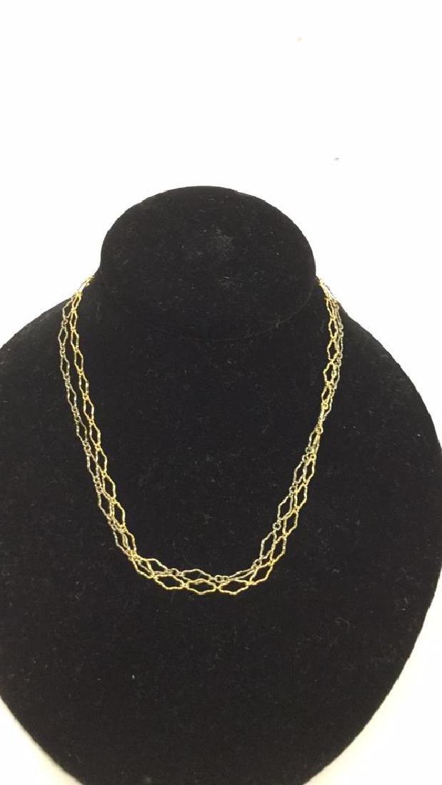 Group of 4 Vintage Necklaces & Bracelets - 2