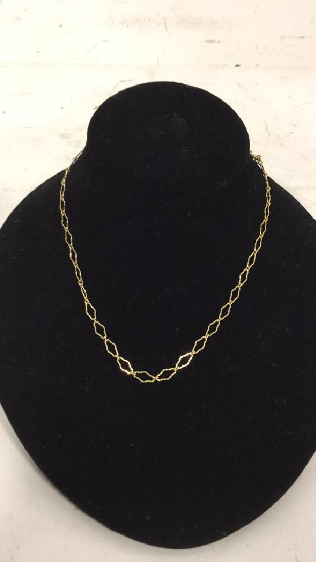 Group of 4 Vintage Necklaces & Bracelets - 4