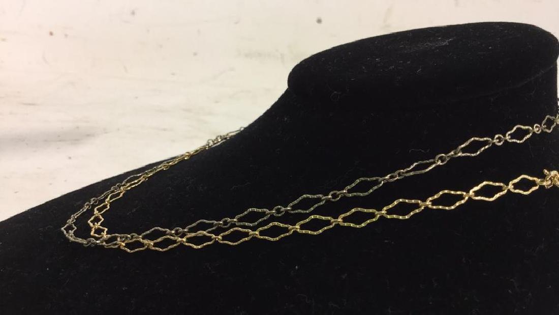 Group of 4 Vintage Necklaces & Bracelets - 8