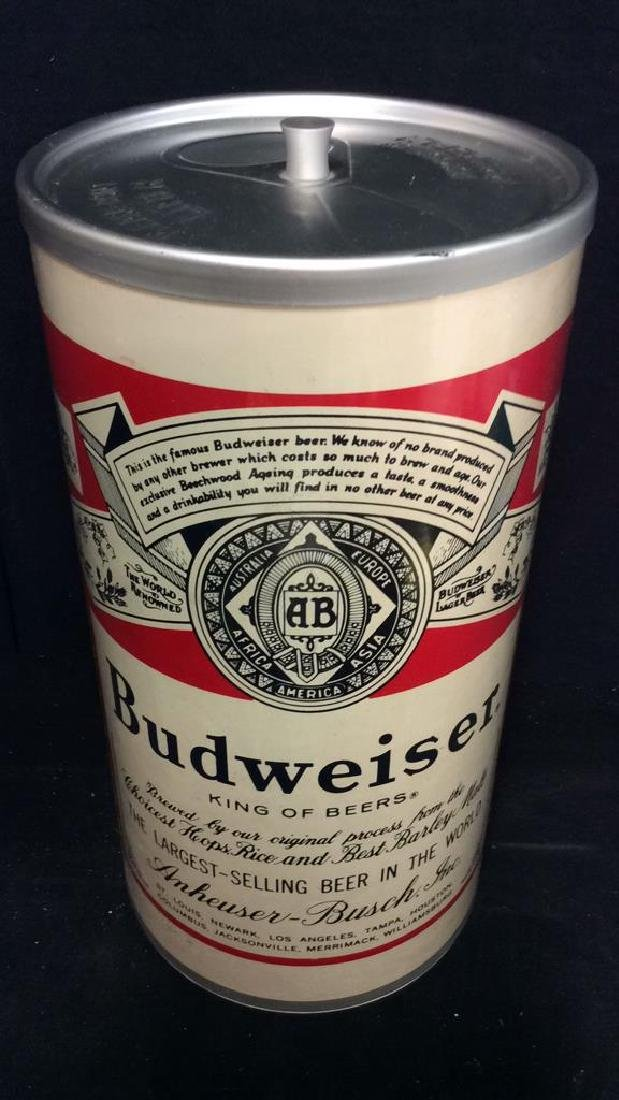 BUDWEISER Lidded Ice Bucket - 2