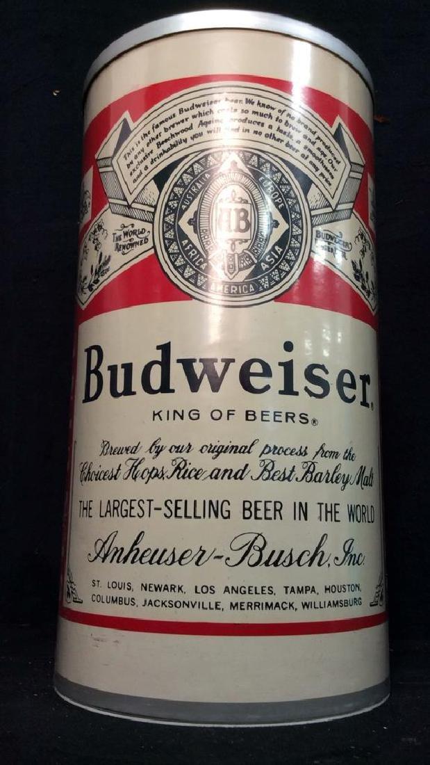 BUDWEISER Lidded Ice Bucket - 3