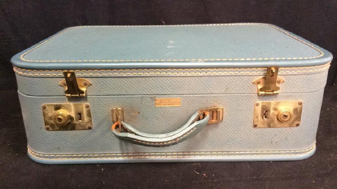 MACY ASSOCIATES STALWART Vintage Suitcase