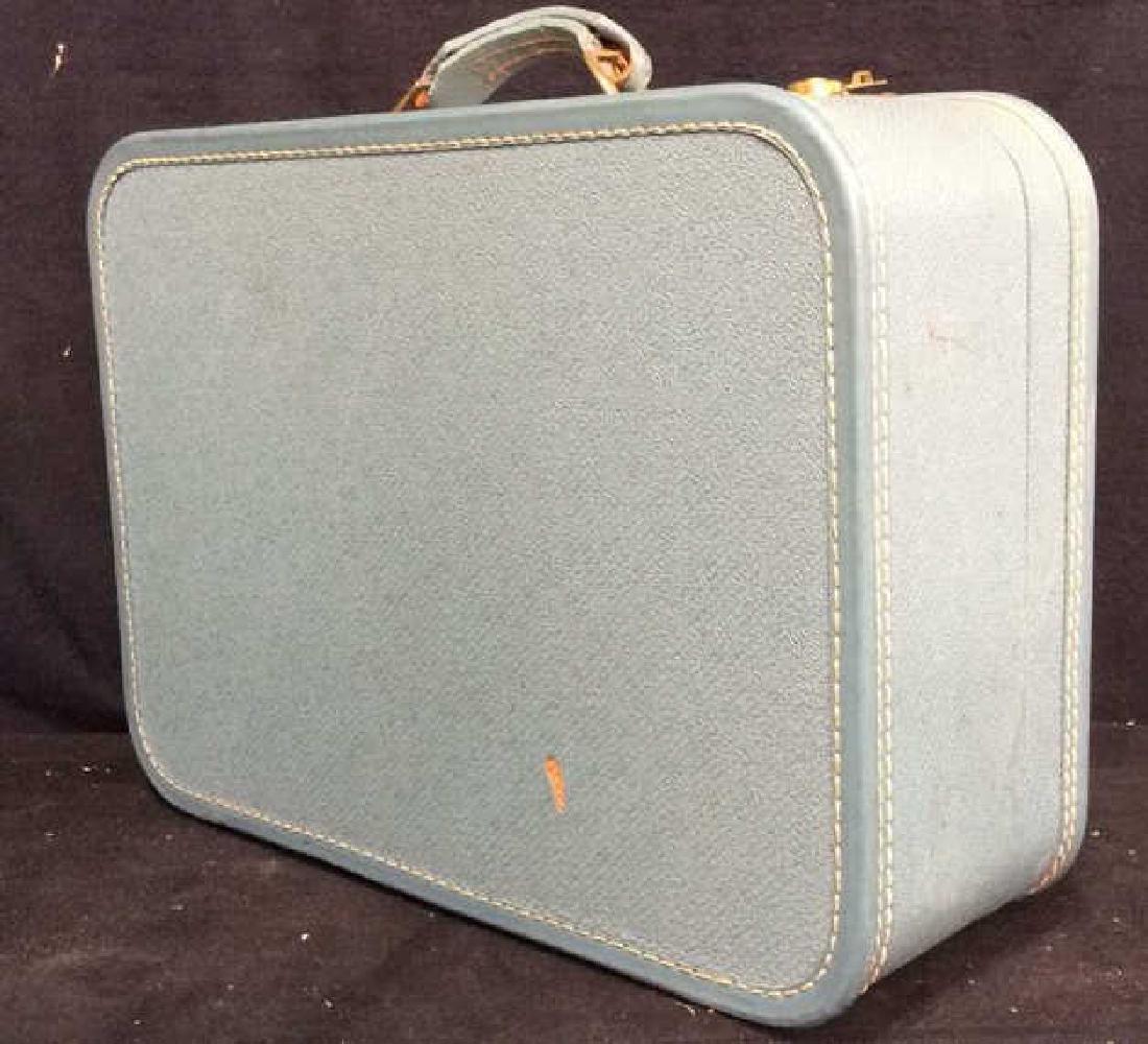 MACY ASSOCIATES STALWART Vintage Suitcase - 3