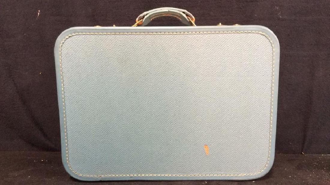 MACY ASSOCIATES STALWART Vintage Suitcase - 4