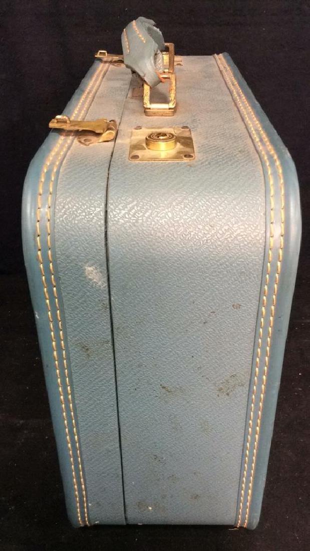 MACY ASSOCIATES STALWART Vintage Suitcase - 6