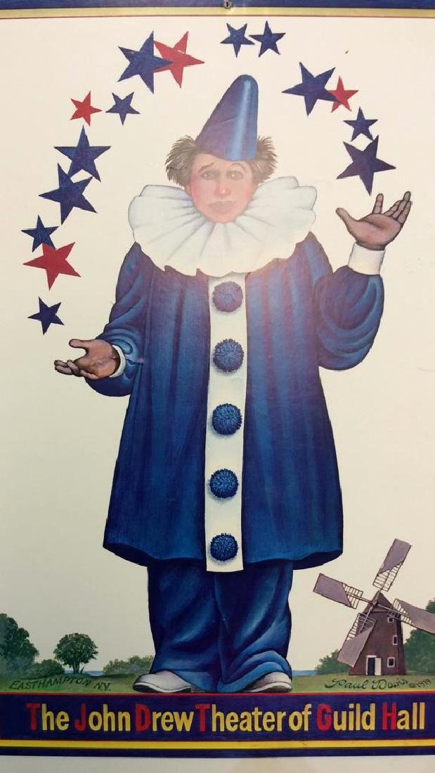 The John Drew Theatre of Guild Hall Poster Board - 3