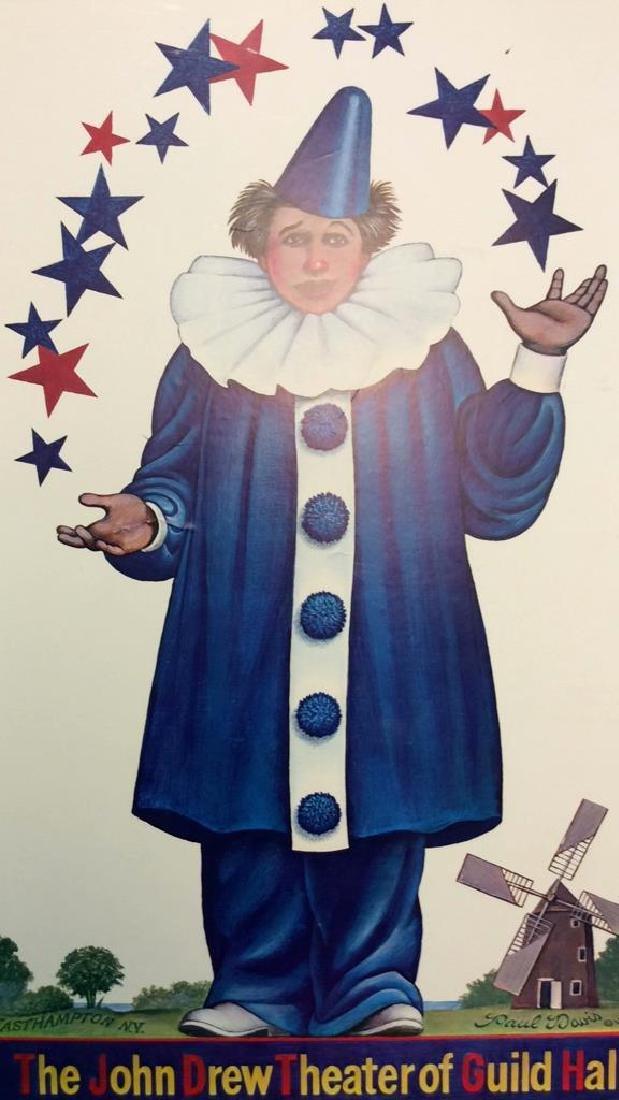 The John Drew Theatre of Guild Hall Poster Board - 4