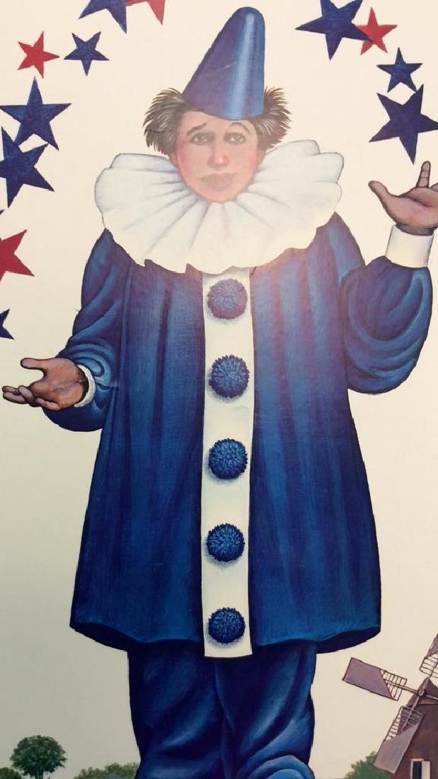 The John Drew Theatre of Guild Hall Poster Board - 5