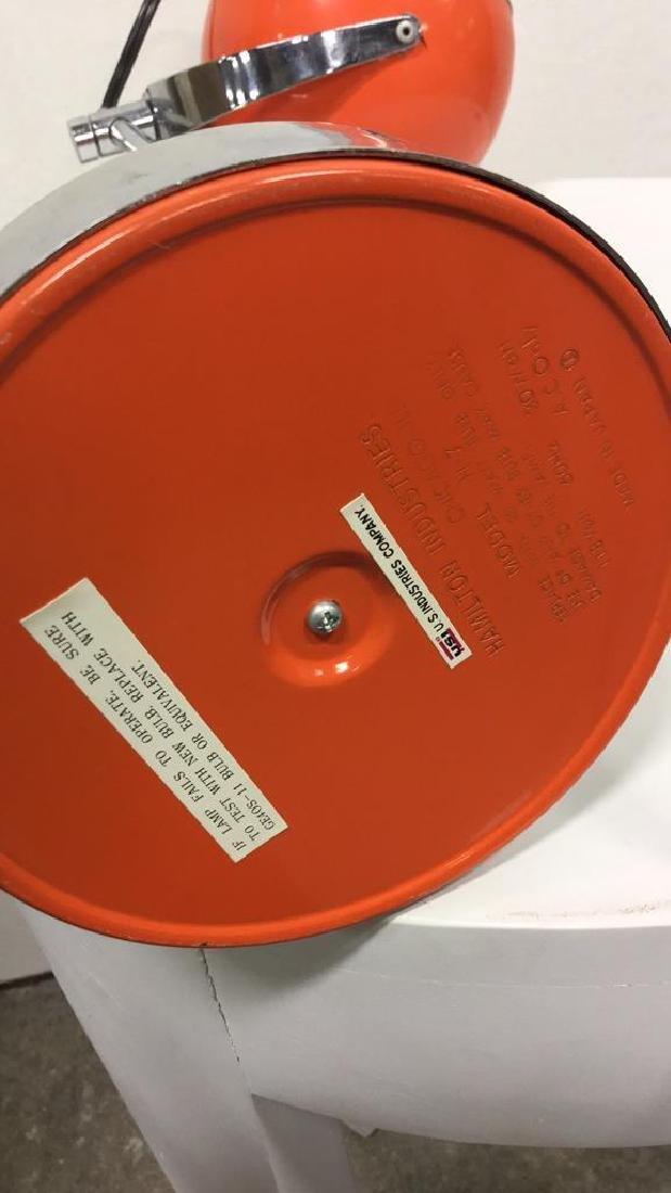HAMILTON INDUSTRIES MidCentury Modern Lamp - 7