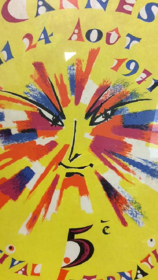 Framed Vintage FR. GANEAU Poster - 3