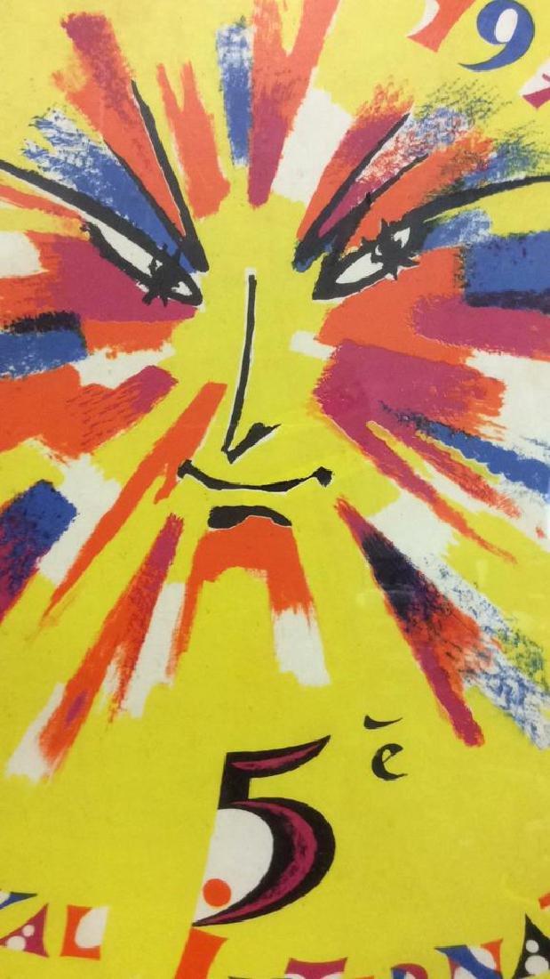 Framed Vintage FR. GANEAU Poster - 4