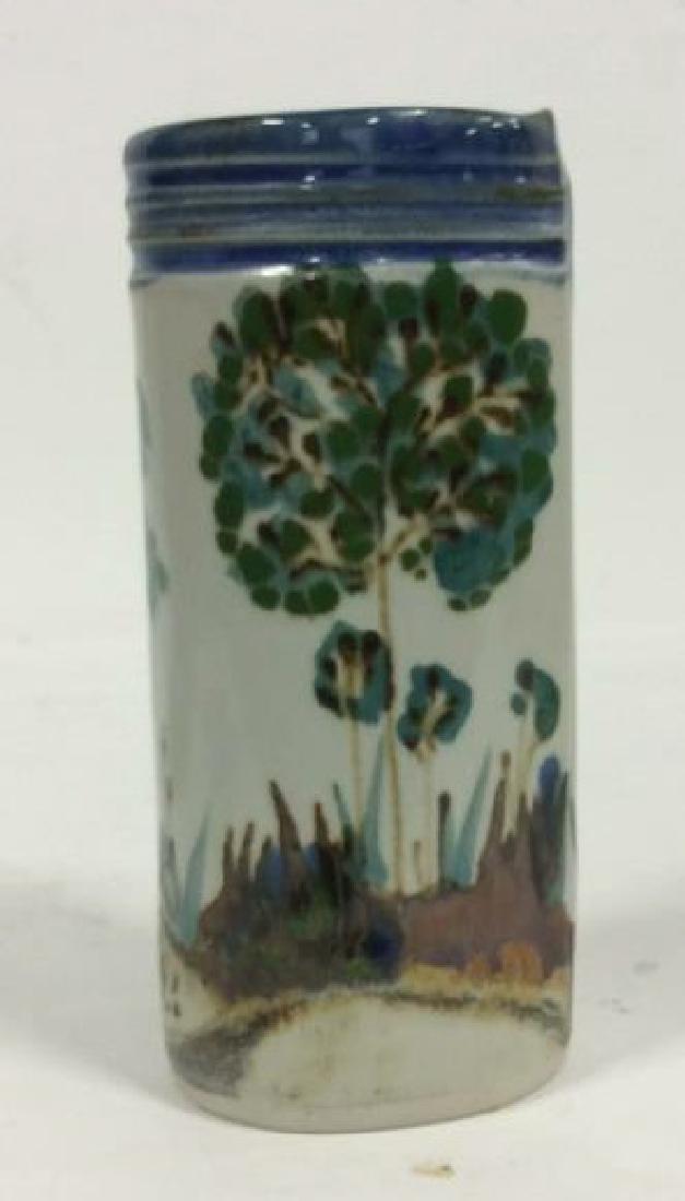HARING Ceramic Handmade Hand-painted Vase - 3