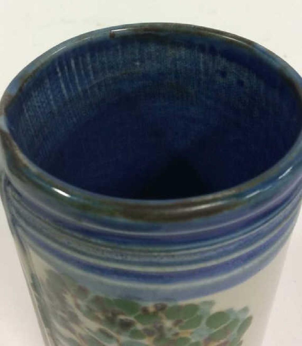 HARING Ceramic Handmade Hand-painted Vase - 8