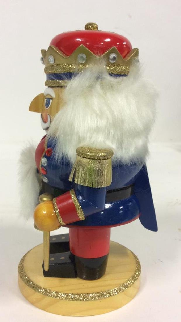 LORD AND TAYLOR Wooden Hand Painted Nutcracker - 6
