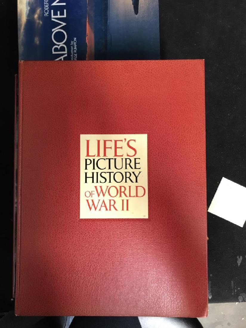 Group Lot Assorted Coffee Table Books - 10