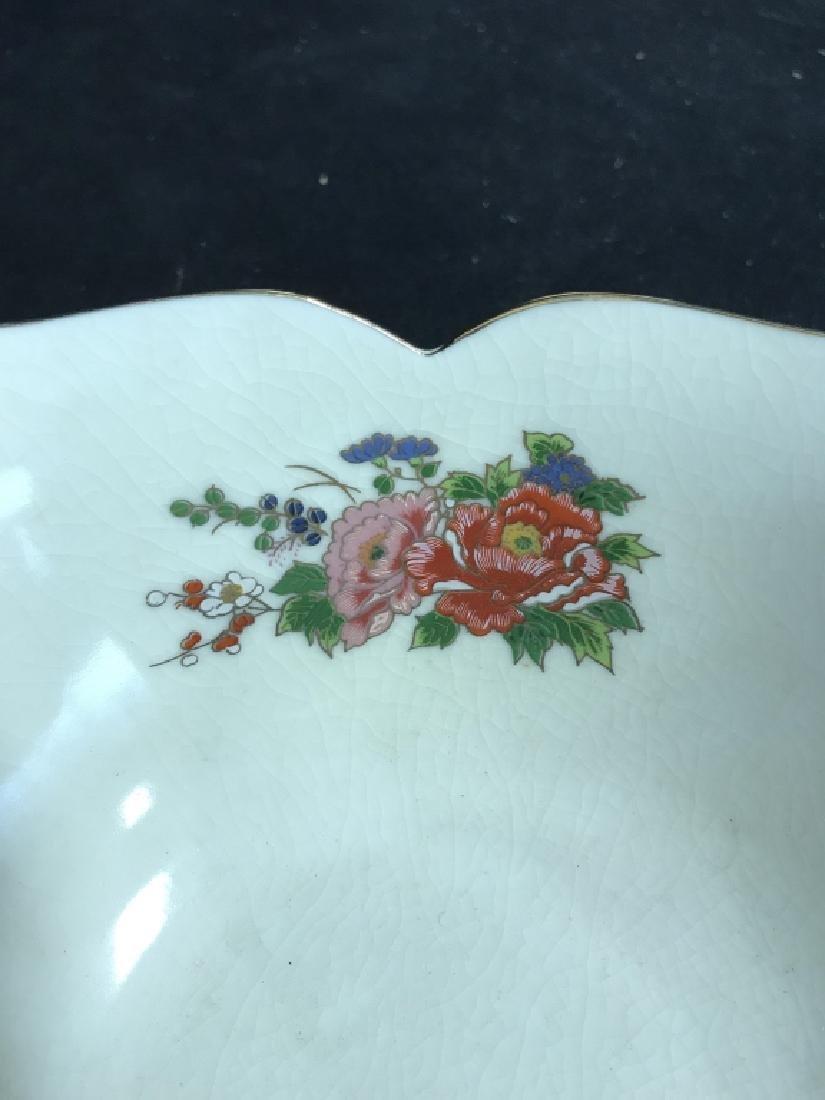 Mid Century Sathuma Japanese Ceramic Bowl - 2
